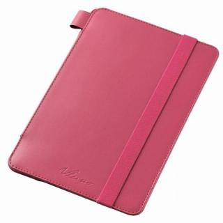 4アングルスタンド ソフトレザーケース ピンク iPad mini 4
