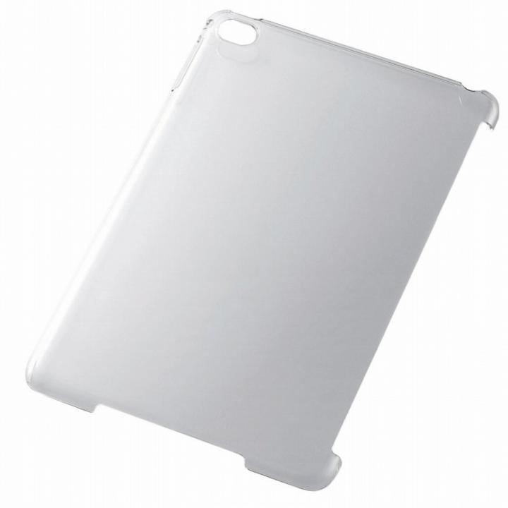 硬度8H エクストラハードケース スマートカバー対応 クリア iPad mini 4_0