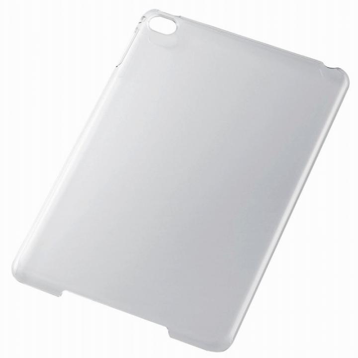 硬度8H エクストラハードケース クリア iPad mini 4_0