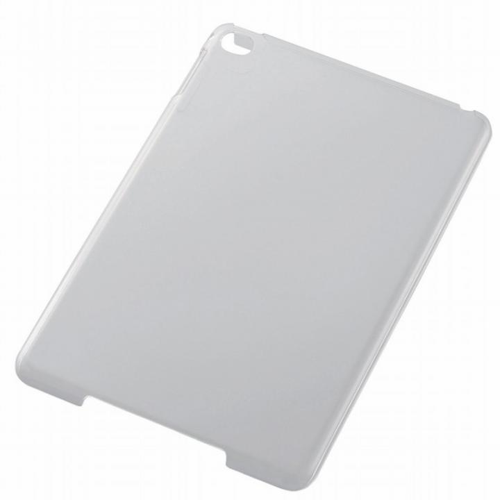 薄型1mmハードケース クリア iPad mini 4