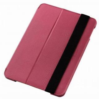 2アングルスタンド ソフトレザーケース ピンク iPad mini 4