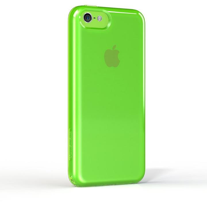 SOFTSHELL iPhone5c - Green_0