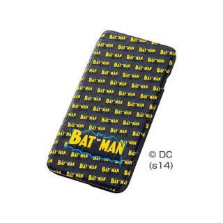 【iPhone6 Plusケース】手帳型合成皮ケース ポップアップ バットマン iPhone 6 Plusケース