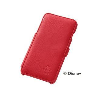 【10月上旬】ディズニー 手帳型合成皮ケース ミニー iPhone 6 Plusケース