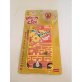 プラギィ&ケース(ぜんまい工場) iPhone 4s/4ケース