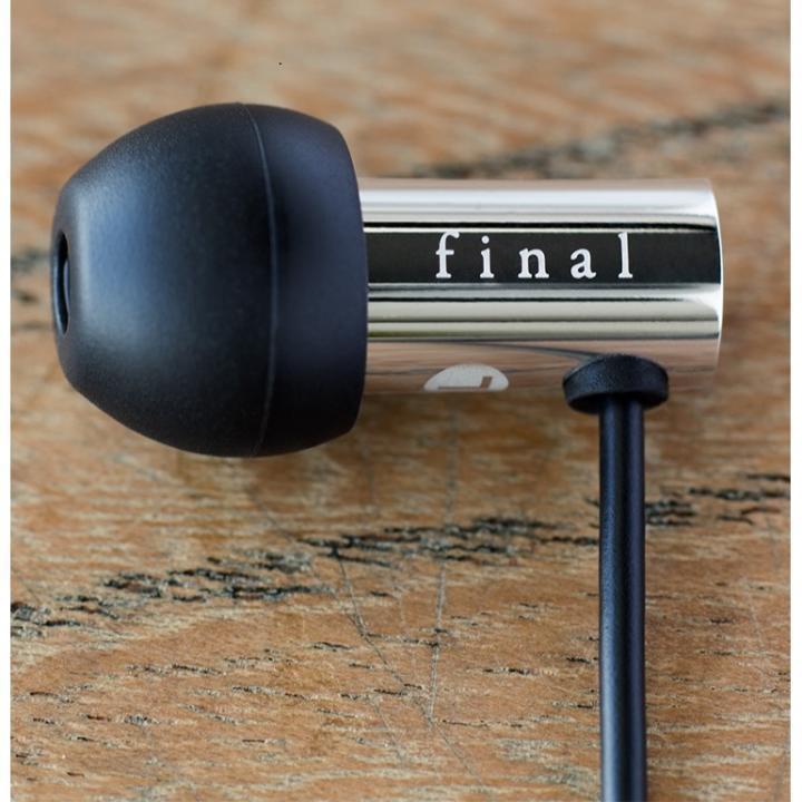 コントローラー付ハイレゾ対応カナル型イヤホン final E3000C【2月下旬】