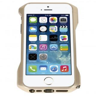 iPhone SE/5s/5 ケース CLEAVE PREMIUM ALUMINUM BUMPER ZERO iPhone SE/5s/5 Gold