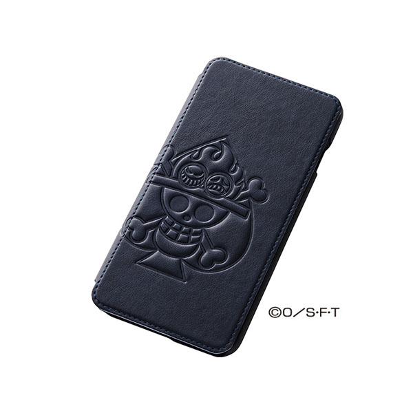 iPhone6 Plus ケース ワンピース 手帳型合成皮ケース ポップアップ エース iPhone 6 Plusケース_0