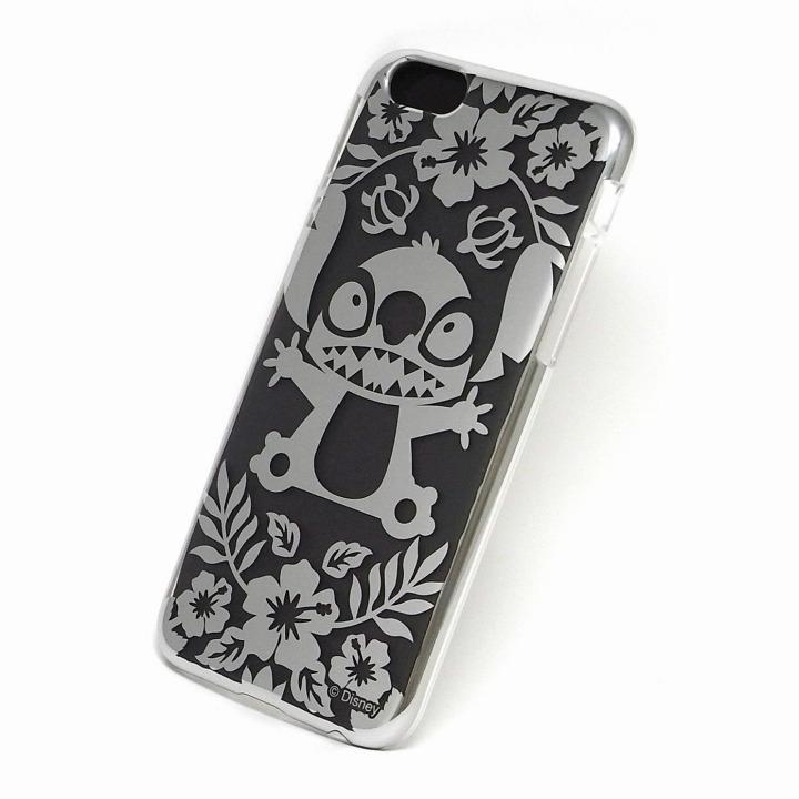 iPhone6 ケース カスタムケース ディズニー シルバー スティッチ iPhone 6ケース_0