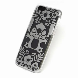 カスタムケース ディズニー シルバー スティッチ iPhone 6ケース