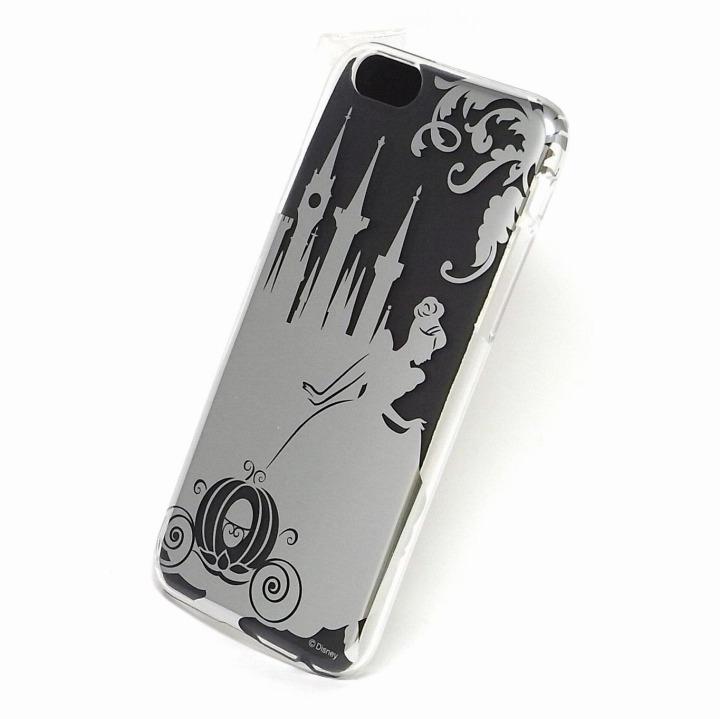 iPhone6 ケース カスタムケース ディズニー シルバー シンデレラ シルエット iPhone 6ケース_0