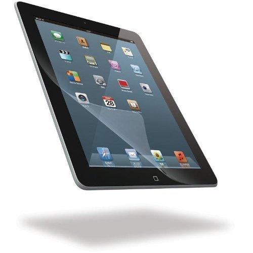 iPad 2 保護フィルム 防指紋エアーレス マット_0