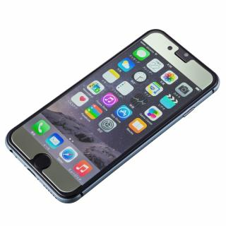 【iPhone6フィルム】[0.33mm]鏡面シルバー強化ガラス iPhone 6_1