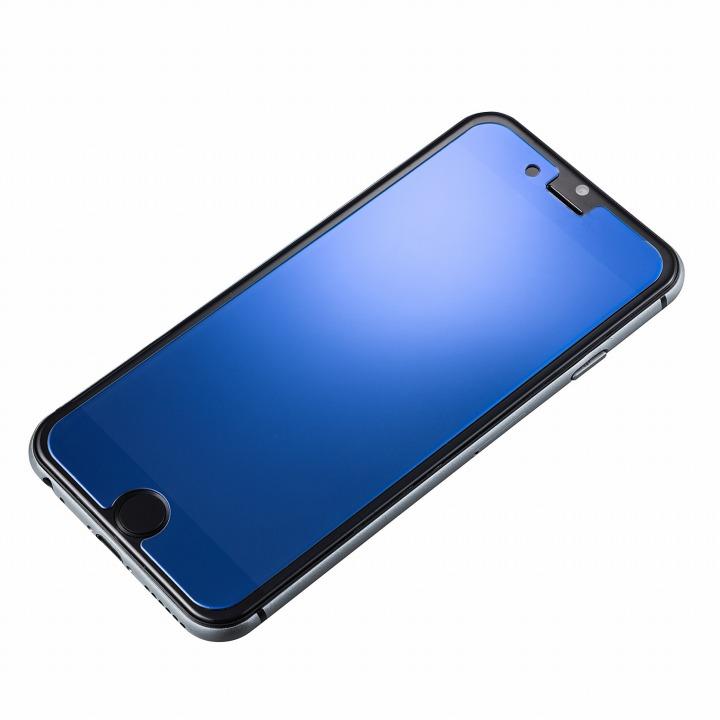iPhone6 フィルム [0.33mm]ブルーライトカット強化ガラス iPhone 6_0