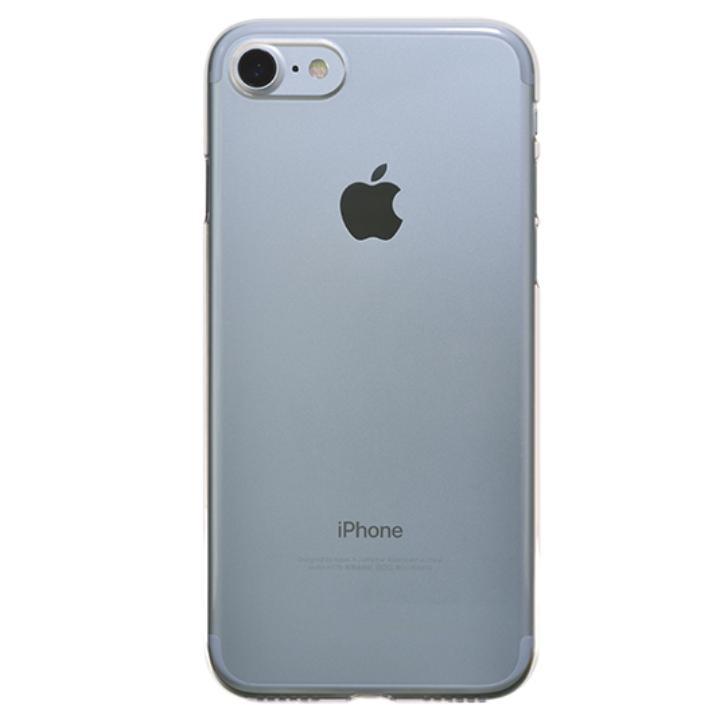 【iPhone7ケース】エアージャケットセット クリア iPhone 7_0