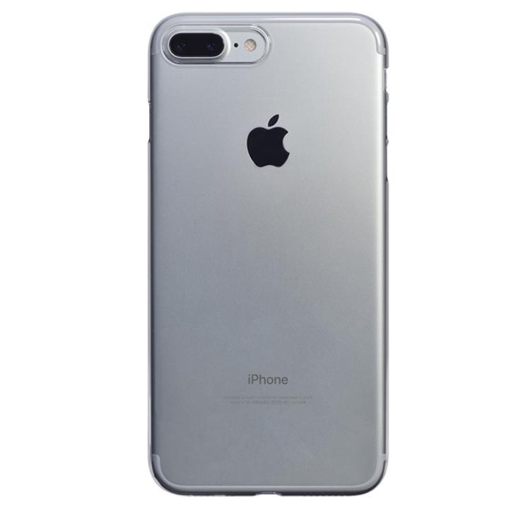 【iPhone7 Plusケース】エアージャケットセット クリア iPhone 7 Plus_0