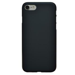 iPhone8/7 ケース エアージャケットセット ラバーブラック iPhone 8/7【10月下旬】