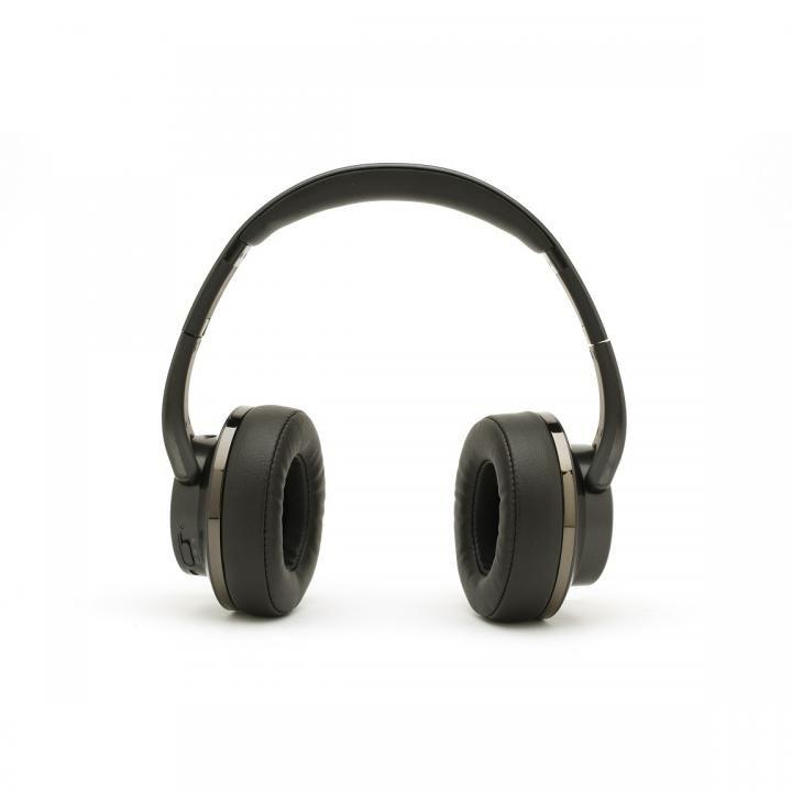 『いい音』Bluetoothヘッドホン&スピーカー ブラック_0