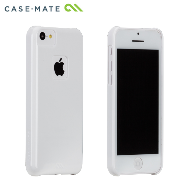iPhone 5c ベアリーゼアー ホワイト