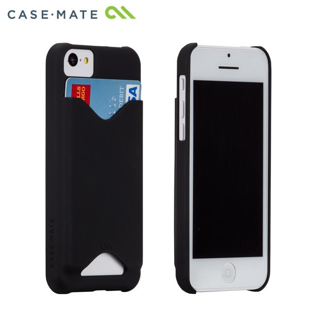 iPhone 5c ID ケース ブラック_0