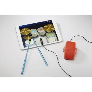 iPad用ドラムキット TOUCHBEAT_4