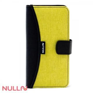 NULL FASHION ウォレット手帳型ケース グリーン iPhone X