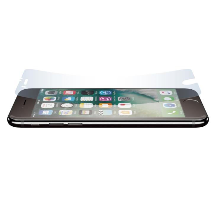 パワーサポートアンチグレアフィルムセット iPhone 7
