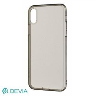 Devia Anti-shock 薄型ソフトケース クリアティー iPhone X