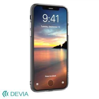 【iPhone Xケース】Devia Anti-shock 薄型ソフトケース クリアティー iPhone X_3