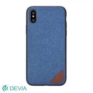 Devia Acme ケース ブルー iPhone X