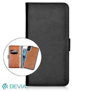 Devia Magic 2 in 1 手帳型ケース ブラック iPhone X