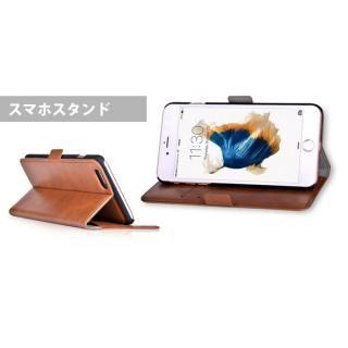 【iPhone Xケース】Devia Magic 2 in 1 手帳型ケース ブラウン iPhone X_9