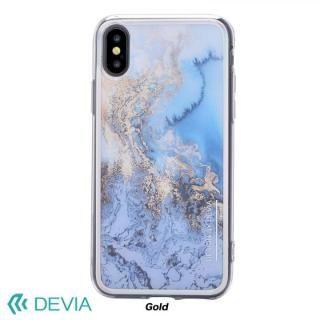 Devia Mirror ケース ゴールド iPhone X