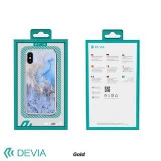 【iPhone Xケース】Devia Mirror ケース ゴールド iPhone X_4