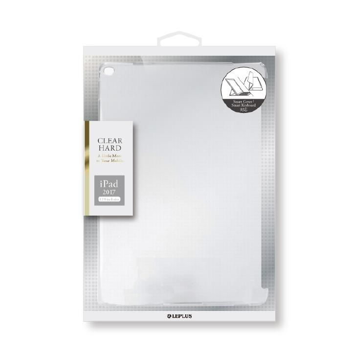 ハードケース 「CLEAR HARD」 ハーフクリア iPad Pro 12.9インチ_0
