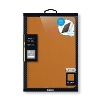 薄型・軽量フラップケース 「PRIME SLIM」 キャメル iPad Pro 12.9インチ