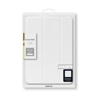 背面クリアフラップケース 「Clear Note」 ホワイト iPad Pro 12.9インチ