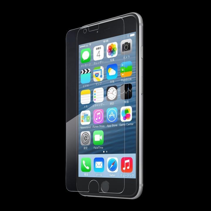 [0.1mm] Super Thin 最薄強化ガラスフィルム  iPhone 6s Plus/6 Plus EZig付き