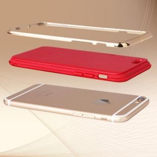 【iPhone6s/6ケース】TPUケース INFINITY クロム ネイビーシルバー iPhone 6s/6_3
