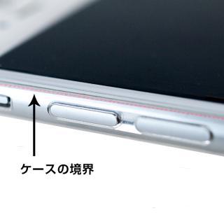 【iPhone6s/6ケース】超極薄ケース 0.38mm「ZERO Air Crystal」 クリア iPhone 6s/6_2