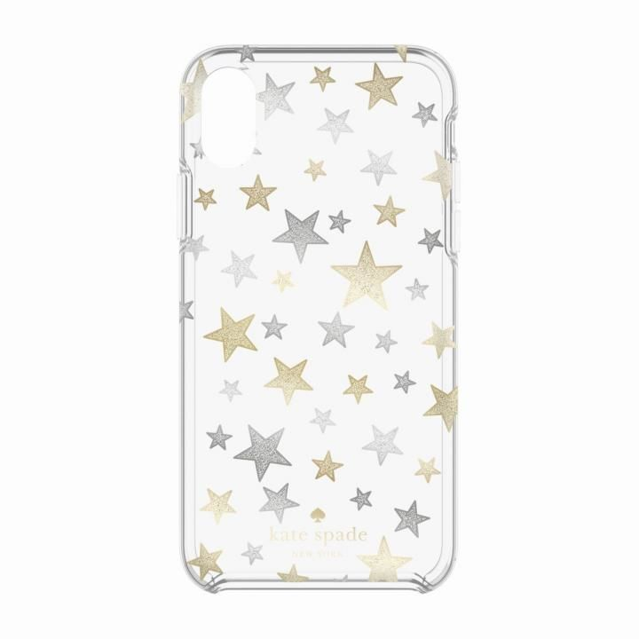kate spade new york ハードケース Night Sky Devire iPhone X