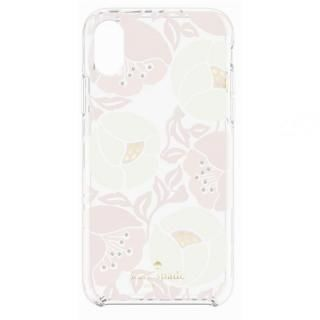 kate spade new york ハードケース Nouveau Poppy iPhone X