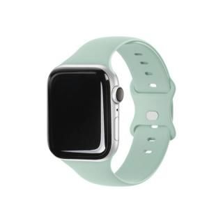 EGARDEN SILICONE BAND for Apple Watch 44mm/42mm ライトミント