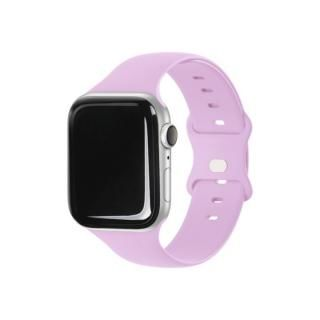 EGARDEN SILICONE BAND for Apple Watch 44mm/42mm ライラック