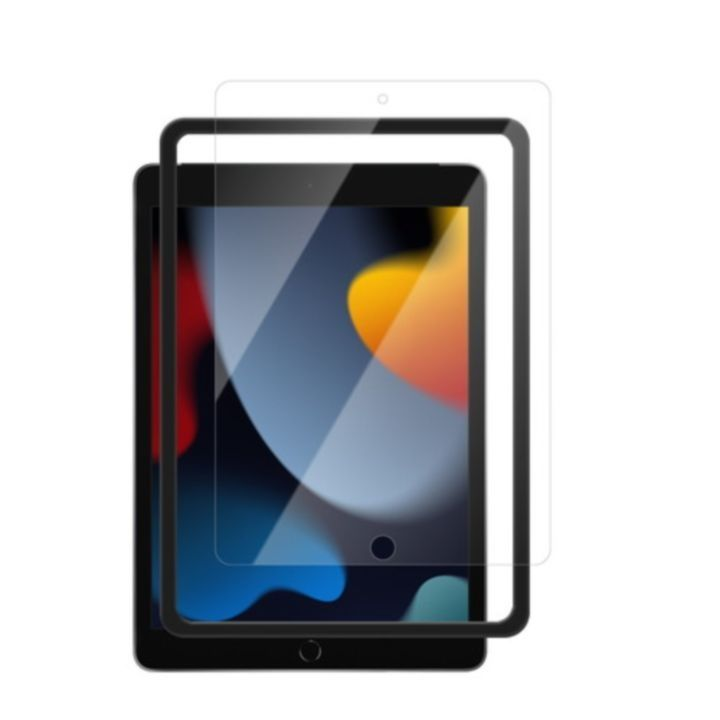 Corallo HD GLASS T for iPad 10.2 2019/2020/2021 Clear_0