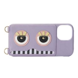 iPhone 13 mini (5.4インチ) ケース STARRY FEM Abby04 ライトパープル iPhone 13 mini/12 mini