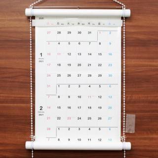 ロールカレンダー 2021【10月中旬】