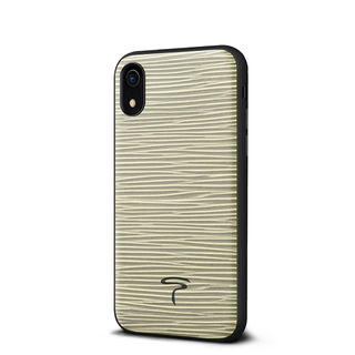 【iPhone XRケース】グラーノ ケース ホワイト iPhone XR