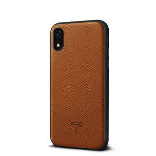 ff218be929 iPhone XR ケース エプソン 背面牛本革ケース タン iPhone XR【7月中旬】 ...
