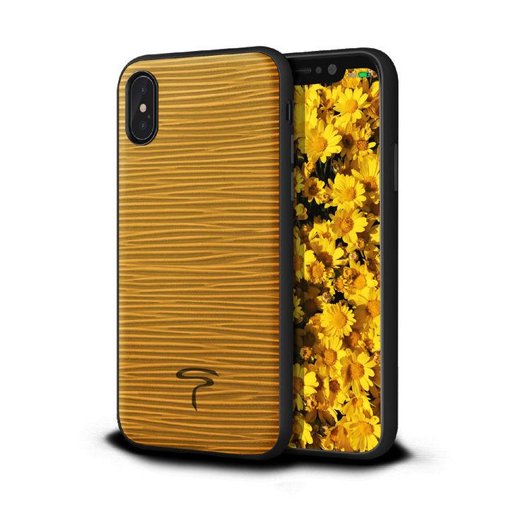 iPhone XS/X ケース グラーノ ケース イエロー iPhone XS/X_0
